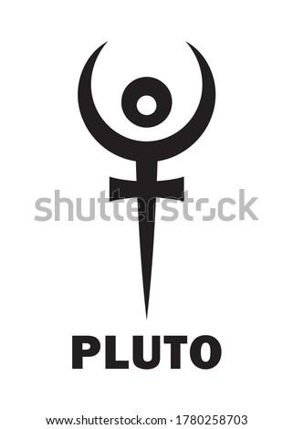 astrology alphabet  pluto