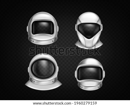 astronaut helmets for space