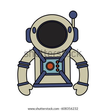 astronaut suit helmet space