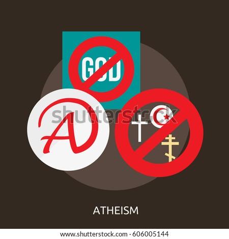 atheism conceptual design