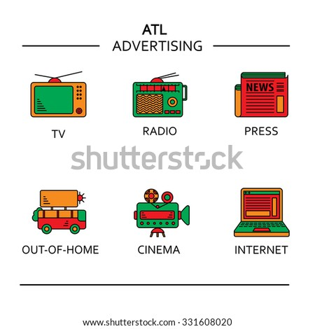 atl communications symbols