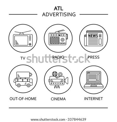 atl communications symbols