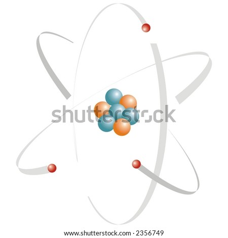 atom and electrons