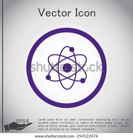 atom  molecule the symbol of