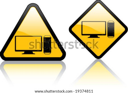 Attention Mac Desktop Computer PC
