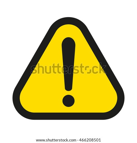 Attention Sign #466208501