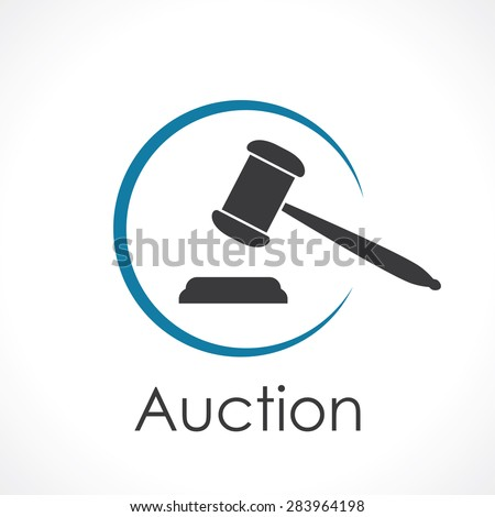auction. icon