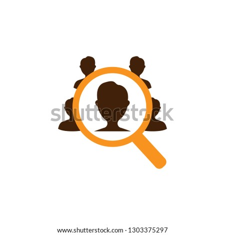 Audience, businessman icon. Element of Web Optimization icon for mobile concept and web apps. Detailed Audience, businessman icon can be used for web and mobile