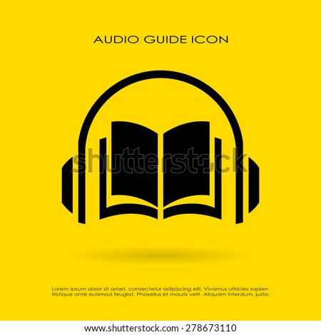 Audio guide icon