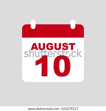 stock-vector-august-calendar-icon