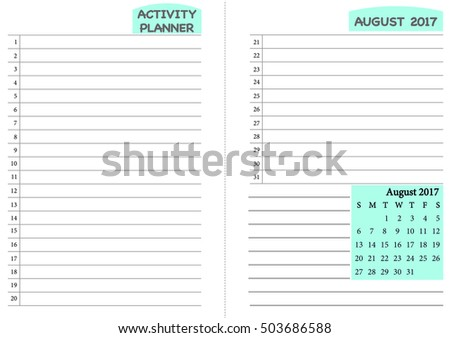 Shutterstock Mobile RoyaltyFree Subscription Photography – Daily Routine Template