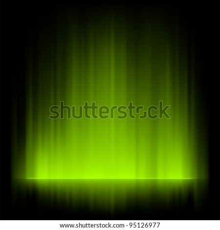 aurora borealis background eps
