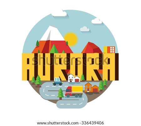 aurora city travel destination