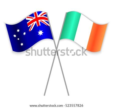 australian and irish crossed