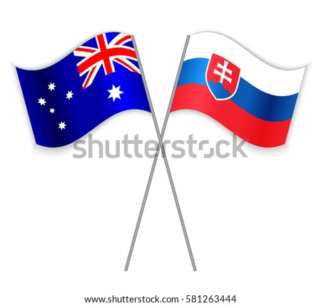 australian and slovak crossed