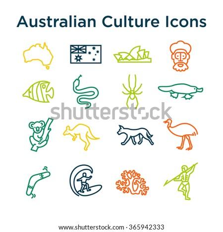 australian culture icons