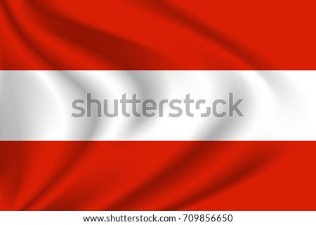 austria flag background with