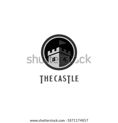 authentic castle tower circle