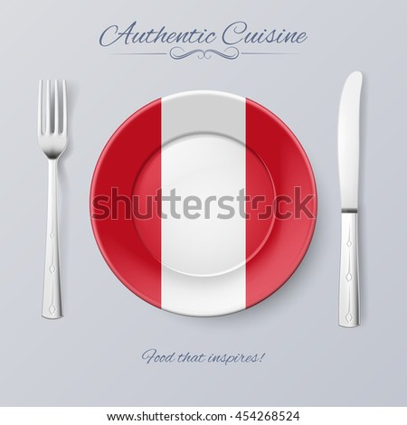 authentic cuisine of peru