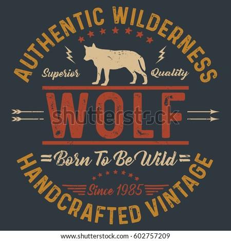 authentic wilderness
