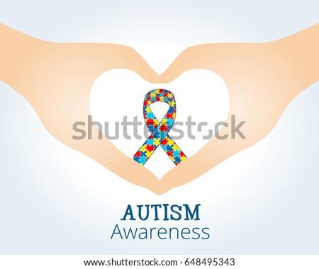 Autism Awareness Symbols Download Free Vector Art Stock Graphics