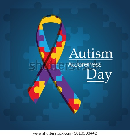 autism awareness day puzzle