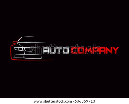 auto Logo Vector Illustration