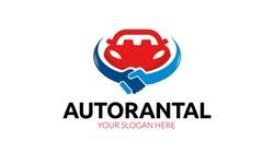 Auto Rental Logo