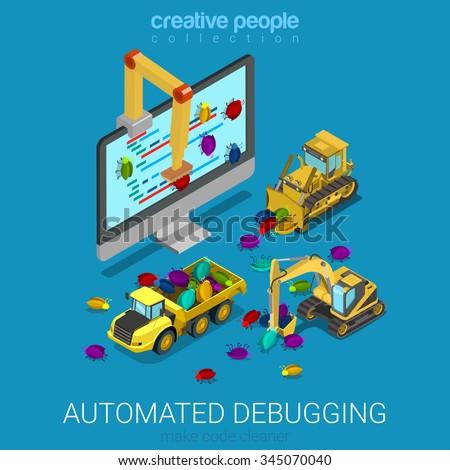 automated debugging process