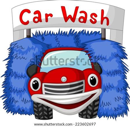 automatic car wash