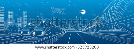 automobile highway