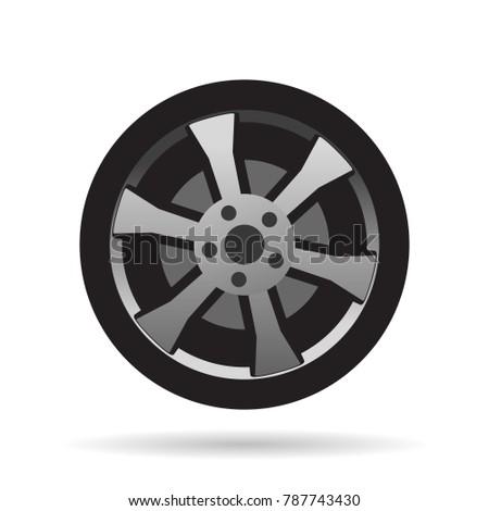 automobile wheel  sports tire