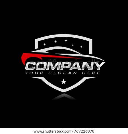 Automotive, Auto, Car Logo Vector
