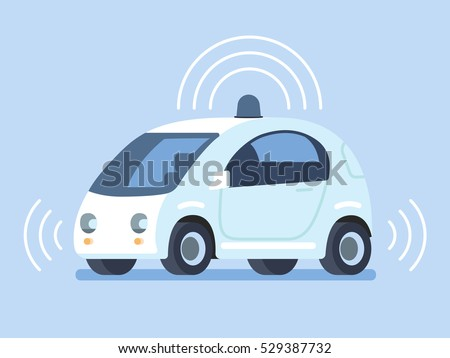 autonomous self driving car