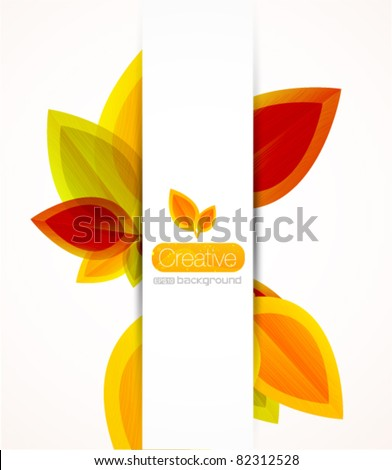 stock-vector-autumn-abstract-vector-background-orange-leaves