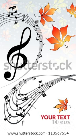 autumn background music