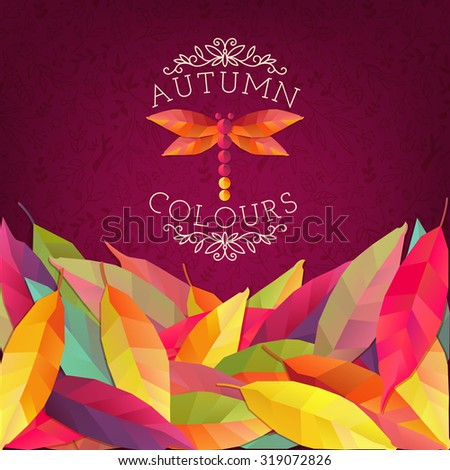 stock-vector-autumn-background-vector-illustration