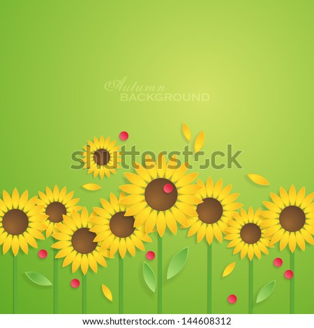 sunflower research paper