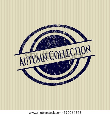Autumn Collection rubber texture
