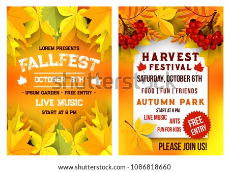 fall fest vector download free vector art stock graphics images