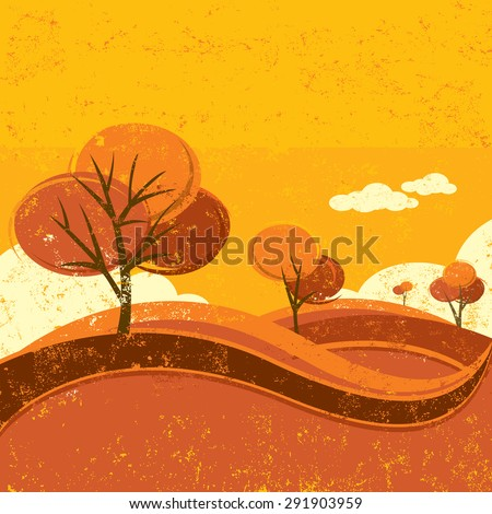 Autumn landscape