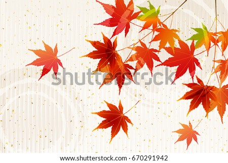 autumn leaves fall japanese