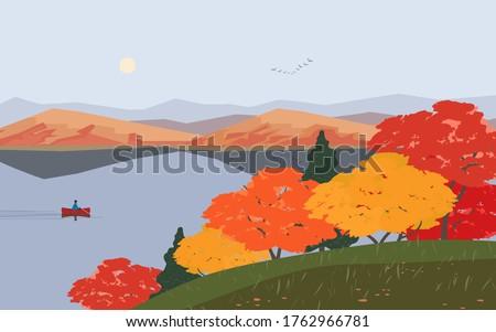 autumn nature landscape