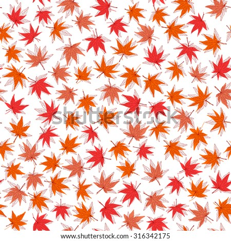 autumn texture seamless