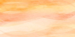 Autumn watercolor Japanese paper background