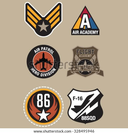 aviation badges