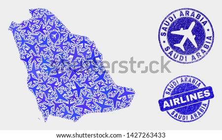 aviation vector saudi arabia
