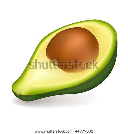 Avocado, mesh