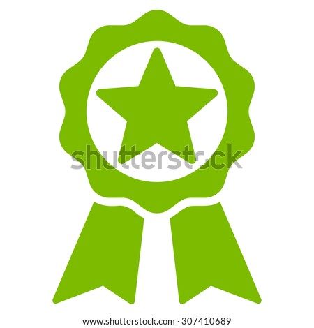award icon vector style is