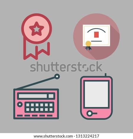 award icons set. vector set about [ iconsRandom] icons set.